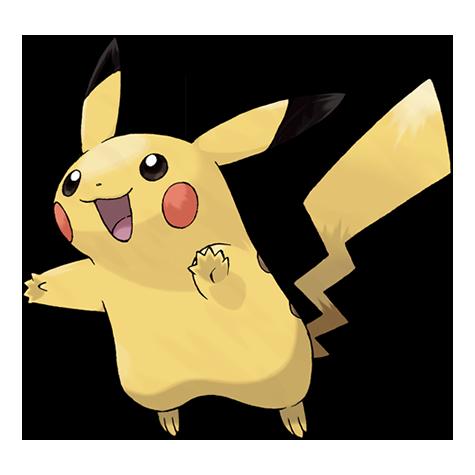 Pikachu - De herkomst van Pokemon