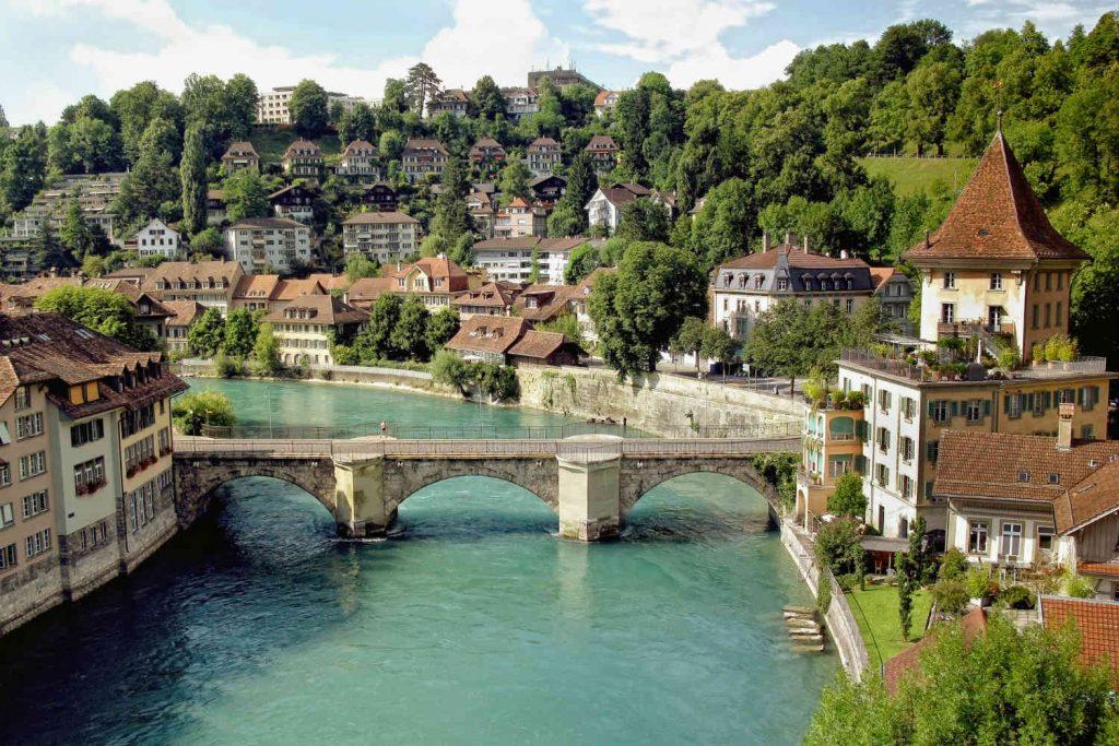 Betekenis achter nostalgie, heimwee naar Bern