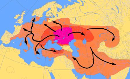Betekenis achter tijd is te herleiden tot het Indo-Europees