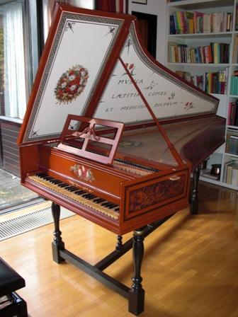 Etymologie en betekenis achter piano: de klavecimbel
